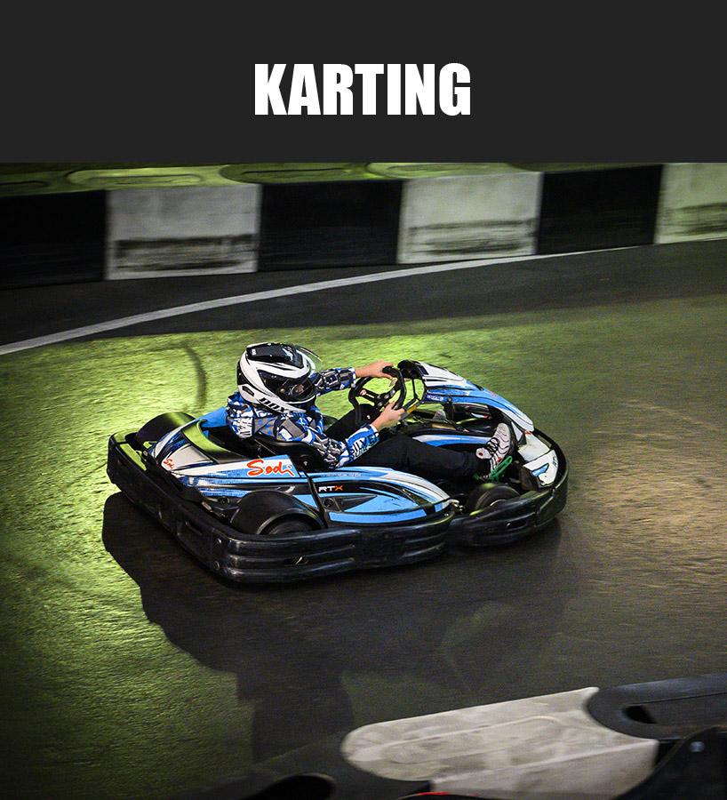 Karting aix marseille
