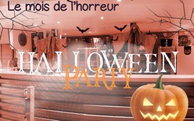 C'est Halloween !!!